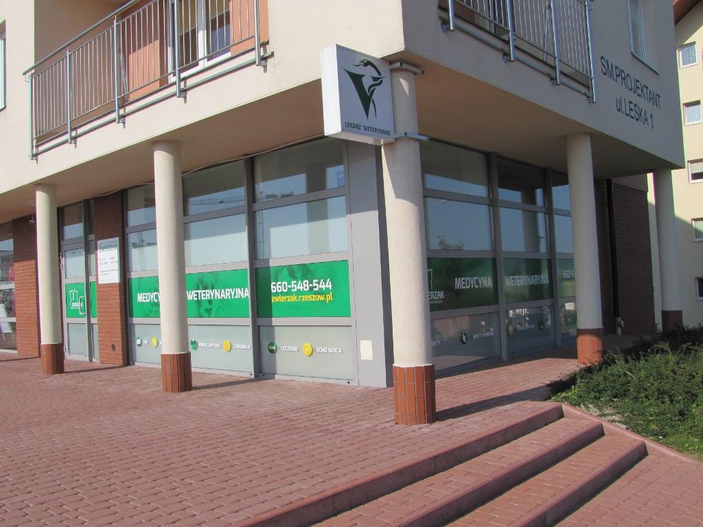 Gabinet weterynaryjny ZWIERZAK Rzeszów